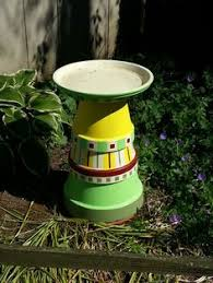 Flower Pot Bird Bath - diy bird bath clay pots pinterest diy bird bath and bath