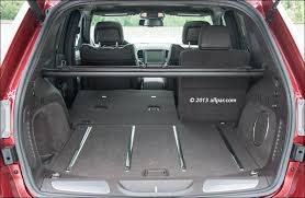 2014 jeep grand cargo dimensions 2014 jeep grand road test review