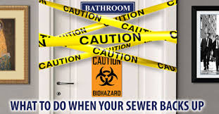 What To Do When Your Basement Floods by How To Clean Up Sewer Back Ups