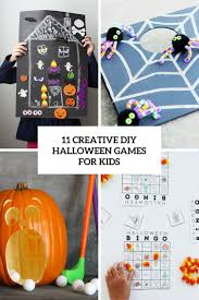 kid games for halloween diy kids projects archives shelterness