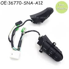 service due soon a12 honda civic 36770 sna a12 auto cruise audio remote switch for 2006