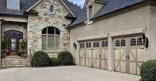 Barn Style Garages Carriage House Garage Doors Phoenix Az Door Doctor
