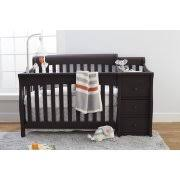Tuscany Convertible Crib Sorelle Tuscany 4 In 1 Convertible Crib And Changer Espresso