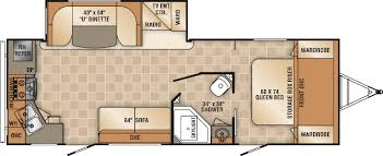 Travel Trailers With Bunk Beds Floor Plans Group 2 Travel Trailers Oregon Rv Rentals Turn Key Rv