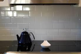 Fresh White Subway Tile Backsplash Design Ideas  Decors - White tile backsplash