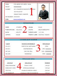 cara membuat resume kerja yang betul best cara membuat resume about format resume terkini madrat krida info