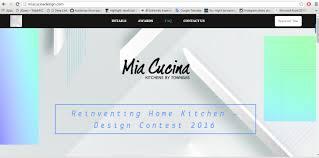 reinventing home kitchen u2013 design contest 2016 archdaily
