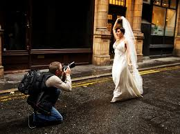 Professional Photographer Hiring A Professional Photographer For A Wedding Events And Wedding