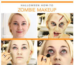 Easy Halloween Makeup Tutorials by Musely