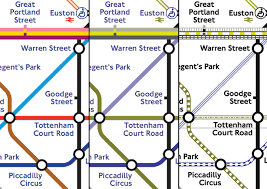 How Many Women Are Color Blind 7 Tube Maps Only The Colour Blind Will Truly Appreciate