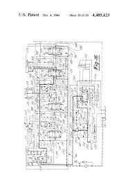 patent us4485623 vehicle hydraulic system with pump speed