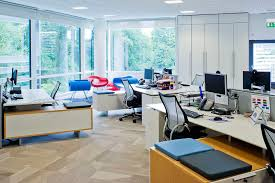 Engineering Office Furniture by How The Flexible Office Plan Killed The Open Office