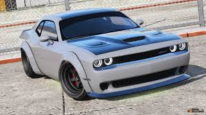 modded muscle cars bravado gauntlet replace for gta 5