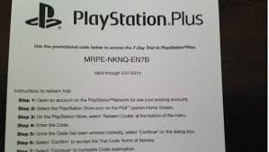 playstation plus 1 year membership black friday select ps4 games come with a free playstation plus trial