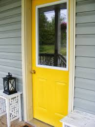 Painting Exterior Door The Complete Guide To Imperfect Homemaking How To Paint An
