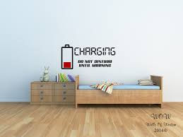 children teenager adult bedroom wall stickers art charging does not apply type wall decals stickers