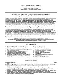healthcare resume health care director resume template premium resume sles