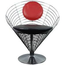 Cone Chair Verner Panton Wire Cone Chair Furniture Pinterest Mid