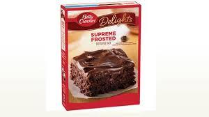 betty crocker supreme frosted brownie mix bettycrocker com