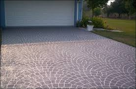 outdoors awesome spray painting concrete patio painting concrete