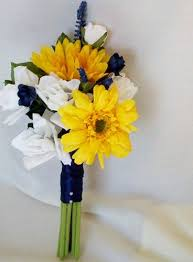 wedding flowers budget yellow navy wedding flowers best images about navy blue yellow