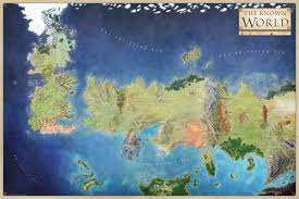 Map Of World Before Ice Age by How To Read Game Of Thrones U2013 Jason Theodor U2013 Medium