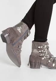 black biker booties ivy kirzhner boots outlet women ankle boots ivy kirzhner stampede