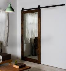 Single Mirror Closet Door Sliding Closet Door Mirror Handballtunisie Org