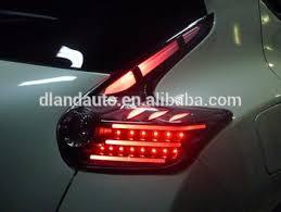 juke aftermarket tail lights dland 2010 2013 juke f15 auto led tail light rear l assembly v1