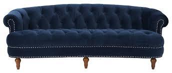 Blue Chesterfield Leather Sofa by Astoria Grand Ballinger Chesterfield Sofa U0026 Reviews Wayfair