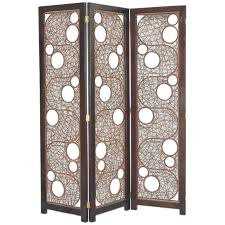 Room Divider Screen by Screen Gems Spa Canvas Double Sided Room Divider Hayneedle