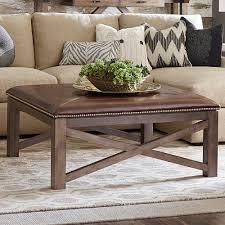 Leather Storage Ottoman Coffee Table Furniture Ottoman Bedroom Furniture Ottoman Cushions Square