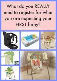 register for baby shower what do you really need to register for when you are expecting
