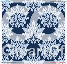 blue pattern background clipart of a seamless pattern background of vintage purple floral