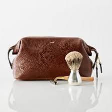 Mens Vanity Bag Personalized Toiletry Bags For Men Mark And Graham