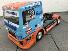 gulf racing 58632 team hahn racing man tgs from aurigarius showroom gulf
