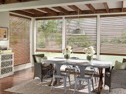 Dining Room Window Coverings Custom Blinds Custom Blinds
