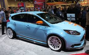 ford focus st aftermarket ford focus st up 2013 sema autoguide com