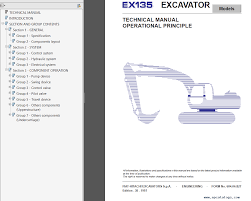 fiat hitachi crawler excavators ex135 ex165 ex215 ex255 ex285