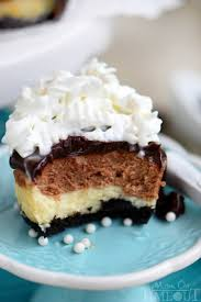 chocolate marble mini cheesecakes mom on timeout