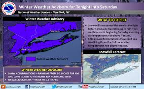 new york travel forecast images Nyc weather forecast snow friday night freezing rain saturday