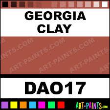 greenish gray georgia clay americana acrylic paints dao17 georgia clay paint