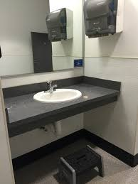 reach new heights in the restrooms at rei biltmore town square