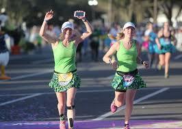 frozen u0027 5k kicks off disney princess half marathon weekend