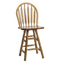 24 Bar Stool With Back 24