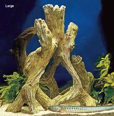 Aquarium Decorations and Fake Driftwood Hagen Marina Décor