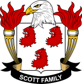 browse for your coat of arms family crest or badge