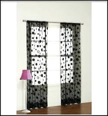 Black Polka Dot Curtains Polka Dot Sheer Curtains Black Polka Dot Curtains Designs