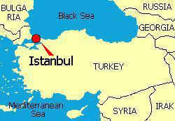 istanbul turkey map maps simply istanbul