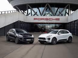porsche macan and cayenne 2015 porsche macan turbo road test review autobytel com